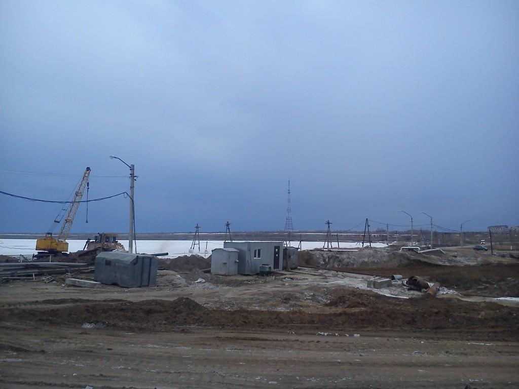 Запуск бетонного завода после консервации