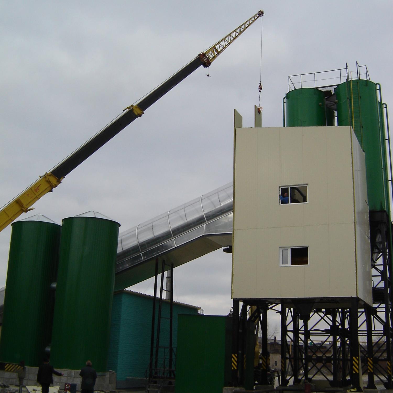 бетонный завод барнаул