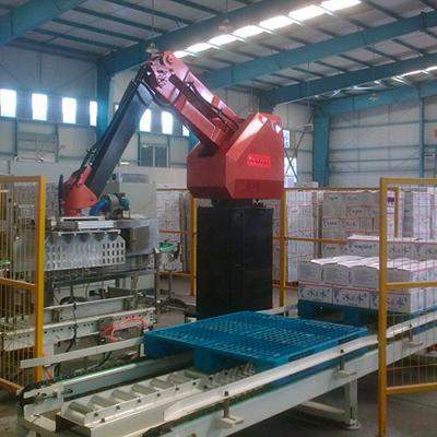 робот-паллетайзер